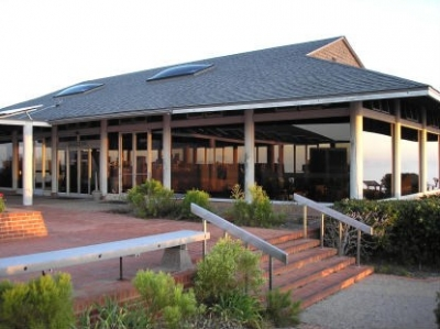 Cabrillo National Monument Visitor Center. Photo by NPS.