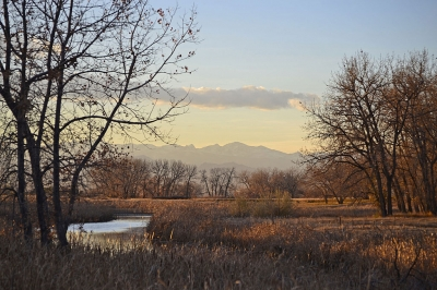 Autumn at the Rocky Mountain Arsenal NWR. Photo by USFWS/Robert Blauvelt.