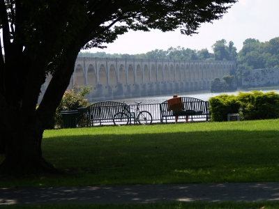 Harrisburg Riverfont. Photo by Sherri Clukey.