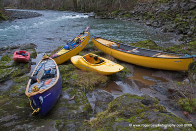 Tillamook County Water Trail - Wilson River