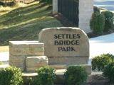 Settles Bridge Entrance