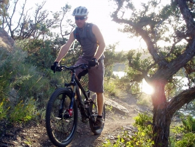 One of Montana's top mountain biking destinations.