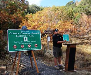 Nature Trail Dedication and Grand Opening