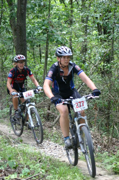 photo: 2010 Clash at the Camp Mt Bike Race