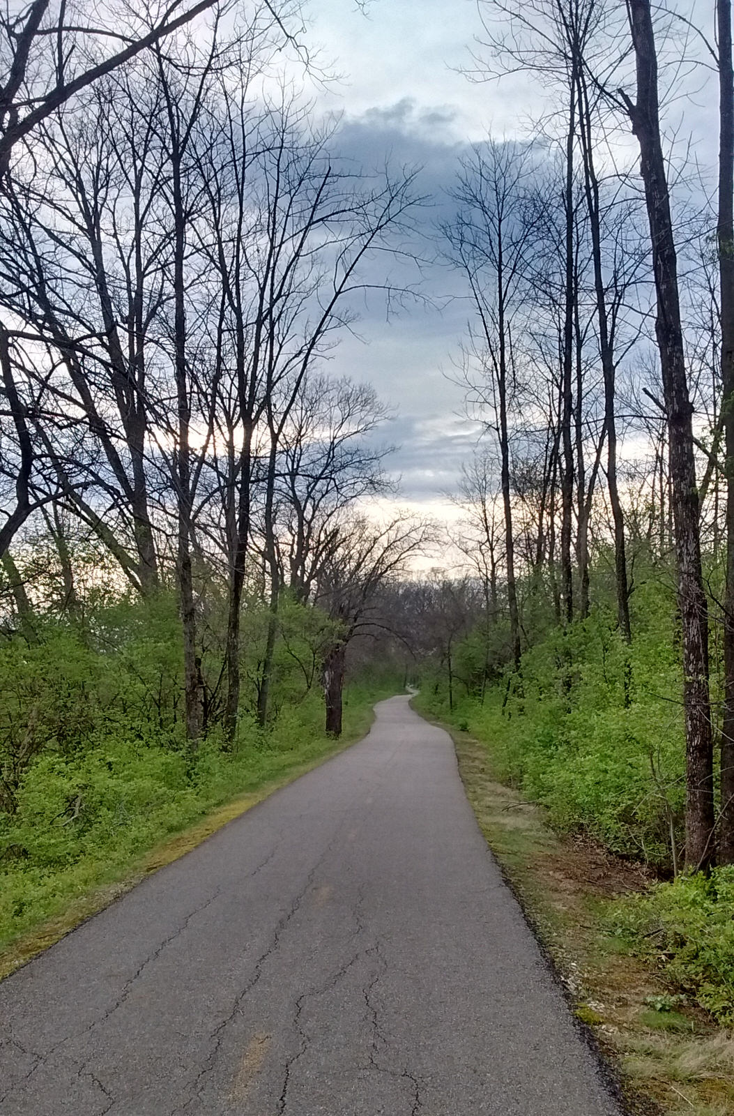photo: Greenway Trail. Photo by Vejlenser.