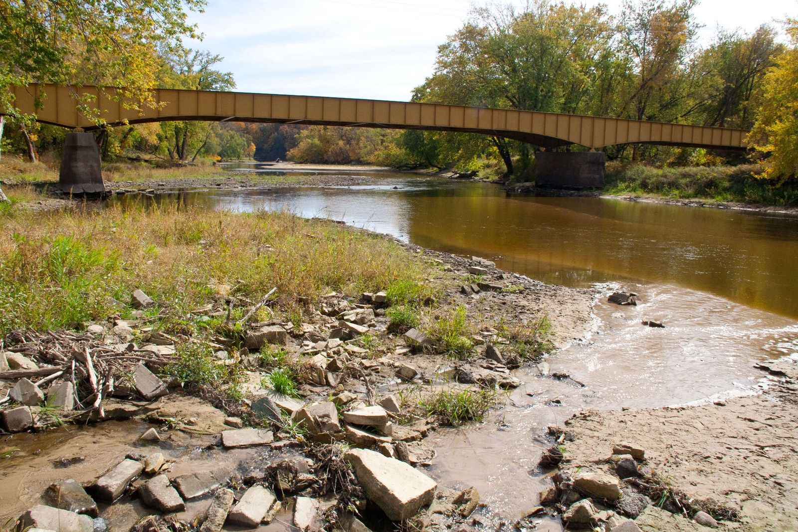 photo: Matsell Bridge. Photo by ArtisticAbode/wiki.