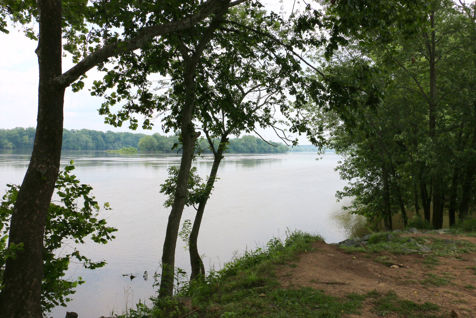 photo: The Potomac River at Algonkian Regional Park. Photo by Jim Northrup Creative Commons.