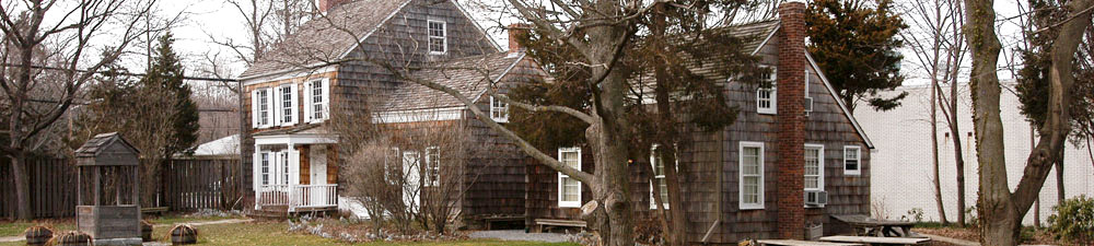 photo: Walt Whitman Birthplace Home. Photo by NYPSH.