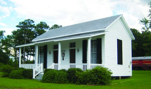 photo: Citronelle Hygeia House