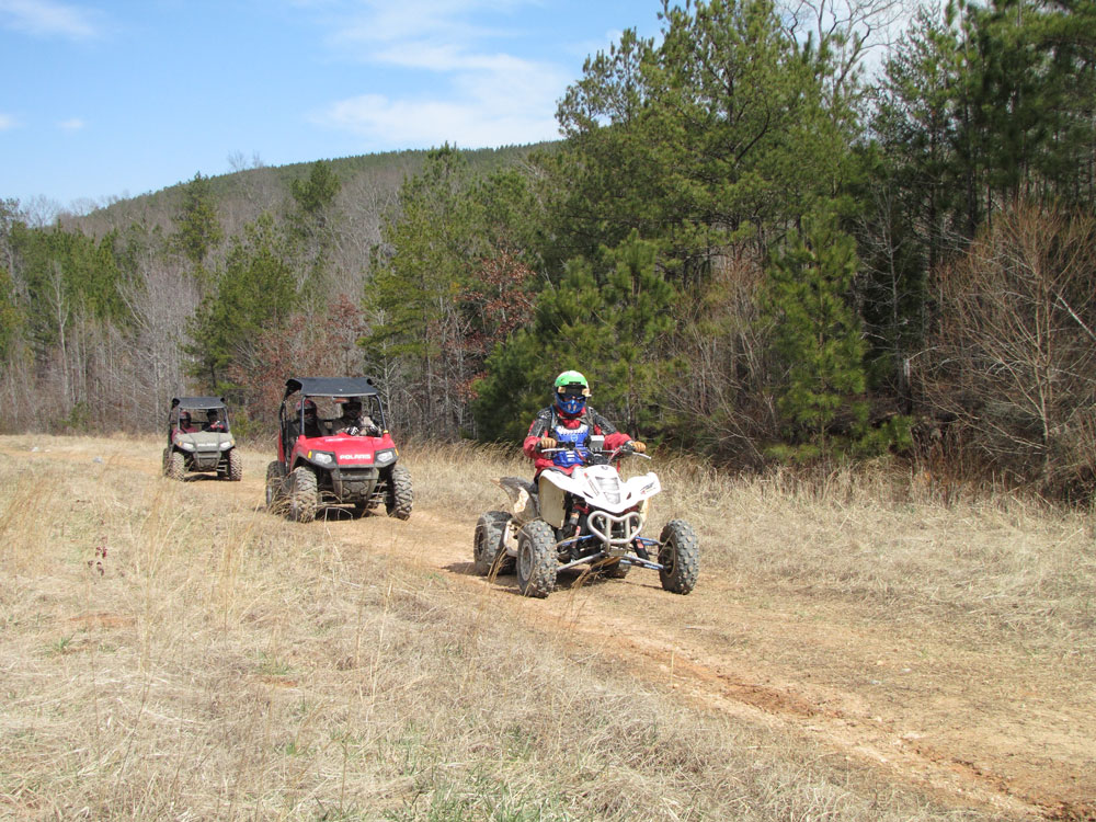 Talladega-Lincoln Outdoor Park & Trails (TOP Trails) - NRT