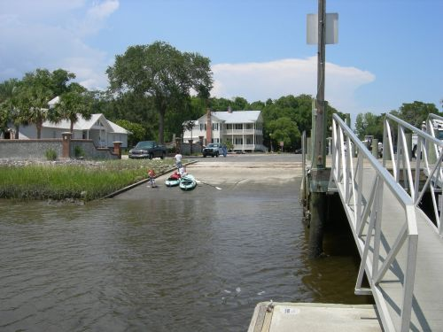 photo: Starting to Explore the Georgia Coast Saltwater Paddle Trail