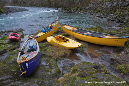 photo: Tillamook County Water Trail - Wilson River