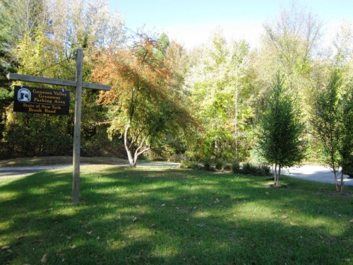 photo: Genesee Valley Greenway State Park - Brook Road