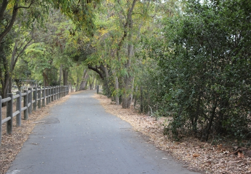 photo: Ventura River Parkway Trail at Foster Park