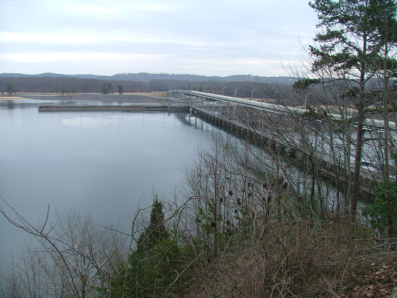 photo: Watts Bar Dam. Photo by ChristopherM.