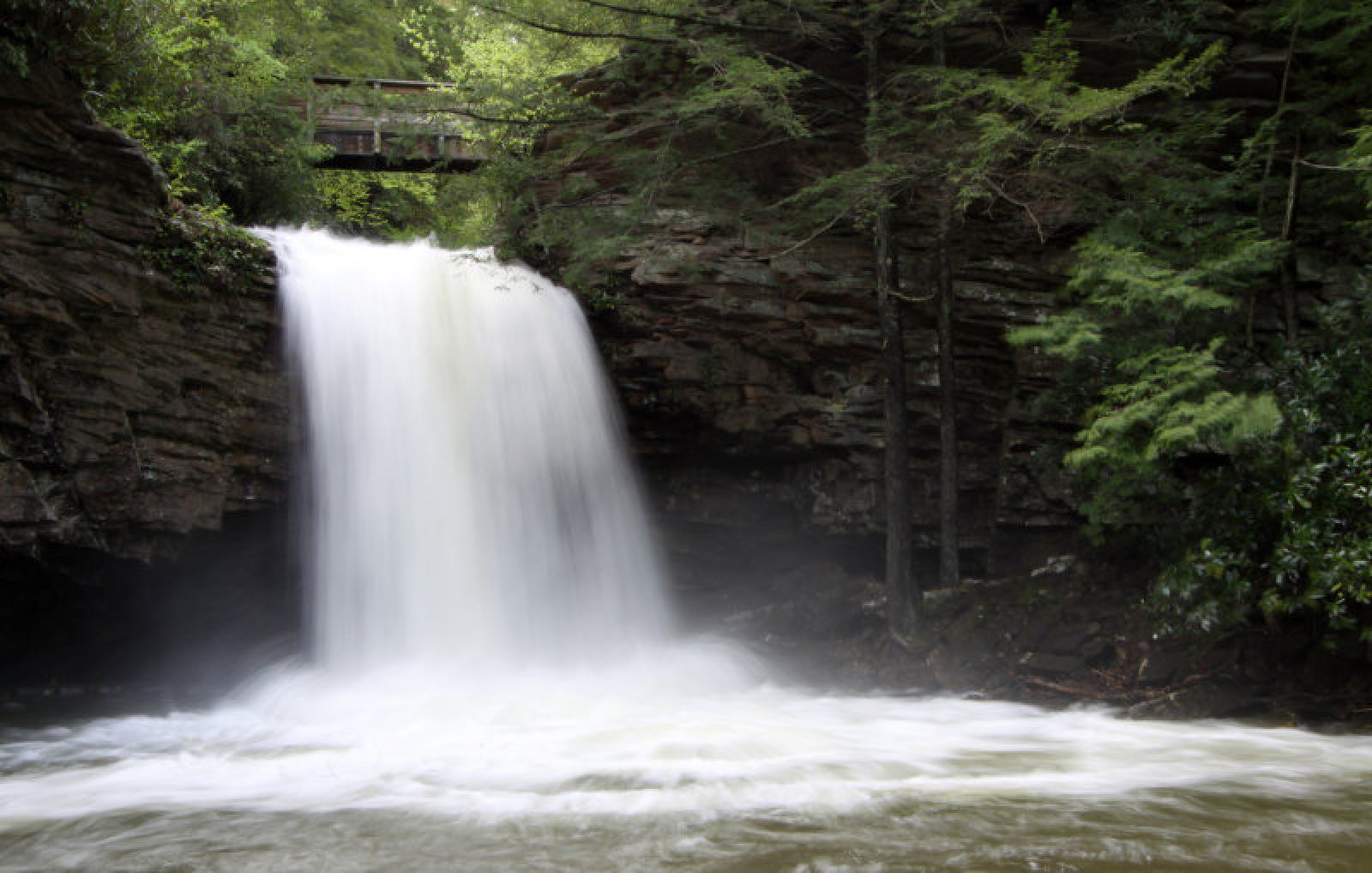 photo: Little Stony Falls
